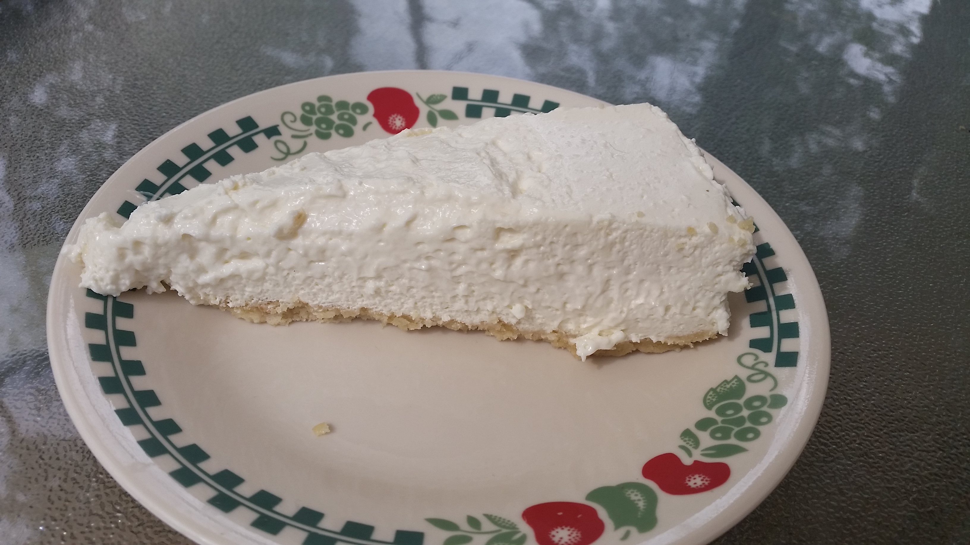 Skinny Elf No Bake Cheesecake Thm S Agiftindisguise